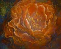 """Desert Passion"" www.sfago.com Sharon Abbott-Furze"