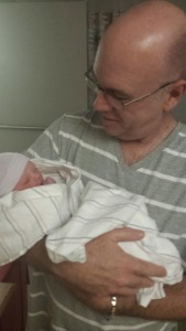 Gramps and Silas Nathaniel 8/29/15